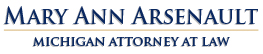 Mary Ann Arsenault - Bankruptcy, Divorce, and Family Law Lawyer in Livonia, MI.